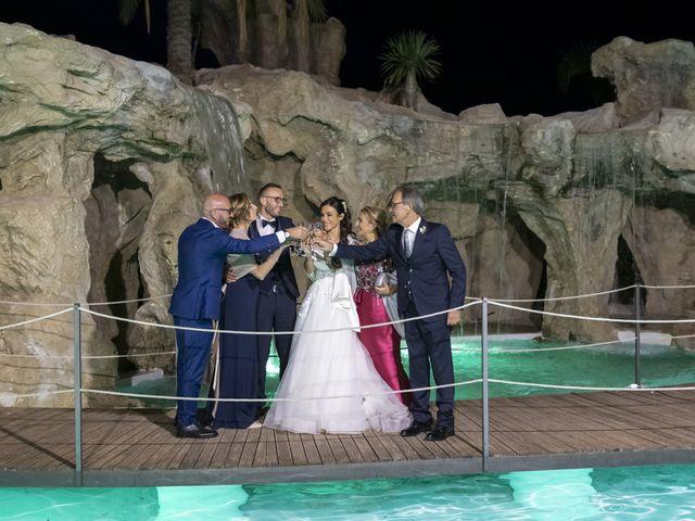 Il matrimonio di Michele e Maria Clara a Palermo, Palermo 82