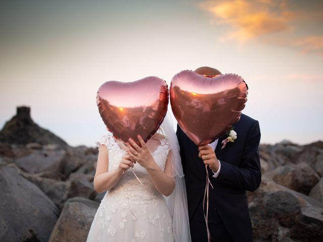 Le nozze di Tonino e Tiziana