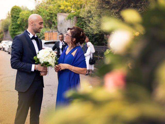 Il matrimonio di Tiziana e Tonino a Acireale, Catania 15