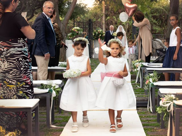 Il matrimonio di Tiziana e Tonino a Acireale, Catania 17