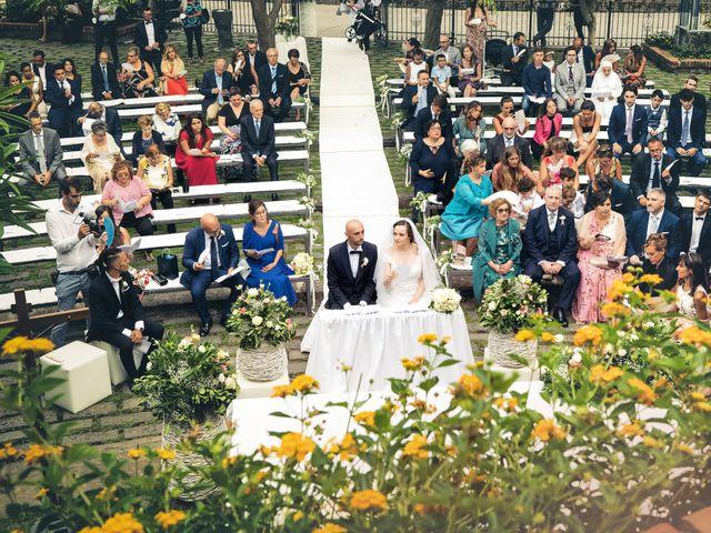 Il matrimonio di Tiziana e Tonino a Acireale, Catania 22