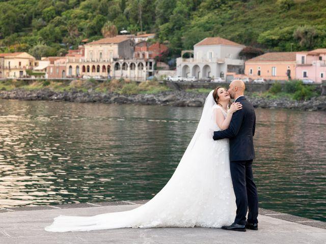 Il matrimonio di Tiziana e Tonino a Acireale, Catania 30