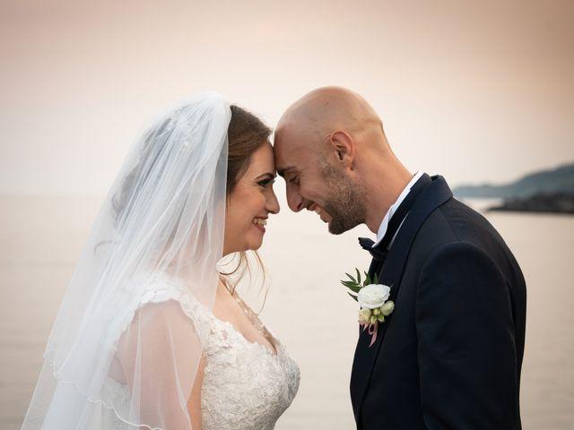 Il matrimonio di Tiziana e Tonino a Acireale, Catania 32