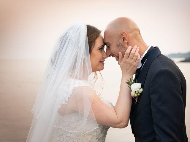 Il matrimonio di Tiziana e Tonino a Acireale, Catania 34