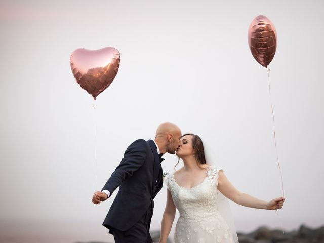 Il matrimonio di Tiziana e Tonino a Acireale, Catania 40