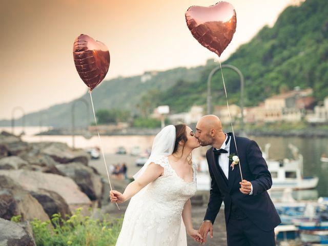 Il matrimonio di Tiziana e Tonino a Acireale, Catania 46