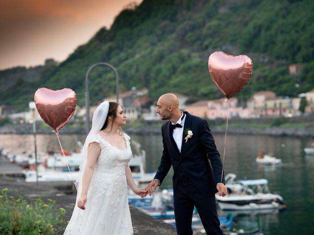Il matrimonio di Tiziana e Tonino a Acireale, Catania 47