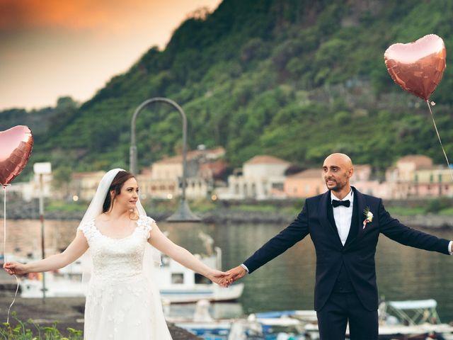 Il matrimonio di Tiziana e Tonino a Acireale, Catania 48
