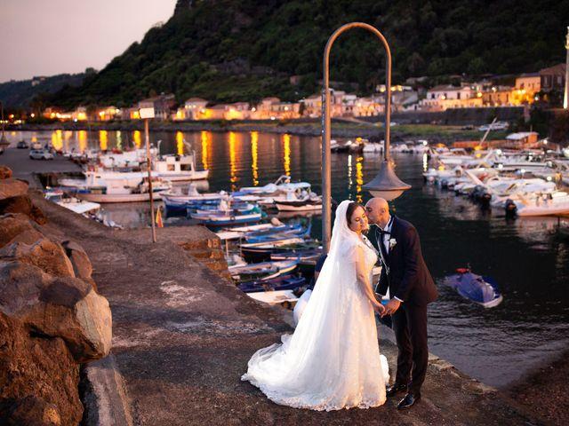 Il matrimonio di Tiziana e Tonino a Acireale, Catania 49