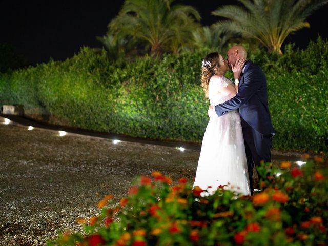 Il matrimonio di Tiziana e Tonino a Acireale, Catania 57