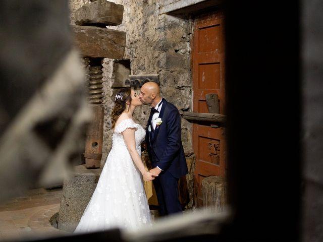 Il matrimonio di Tiziana e Tonino a Acireale, Catania 61