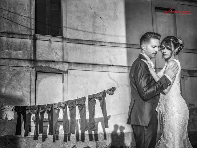 Il matrimonio di Dario e Romina  a Pergusa, Enna 15