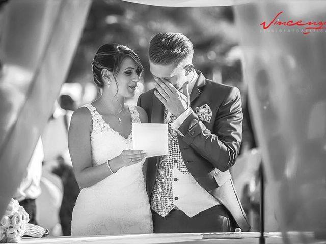 Il matrimonio di Dario e Romina  a Pergusa, Enna 2