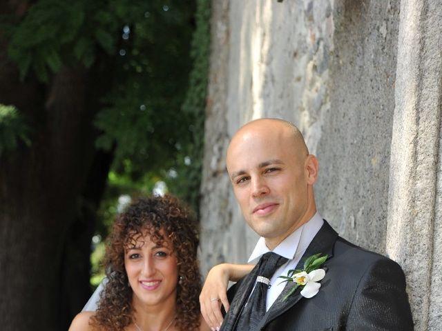 Il matrimonio di Carlo e Emanuela a Casorate Sempione, Varese 3
