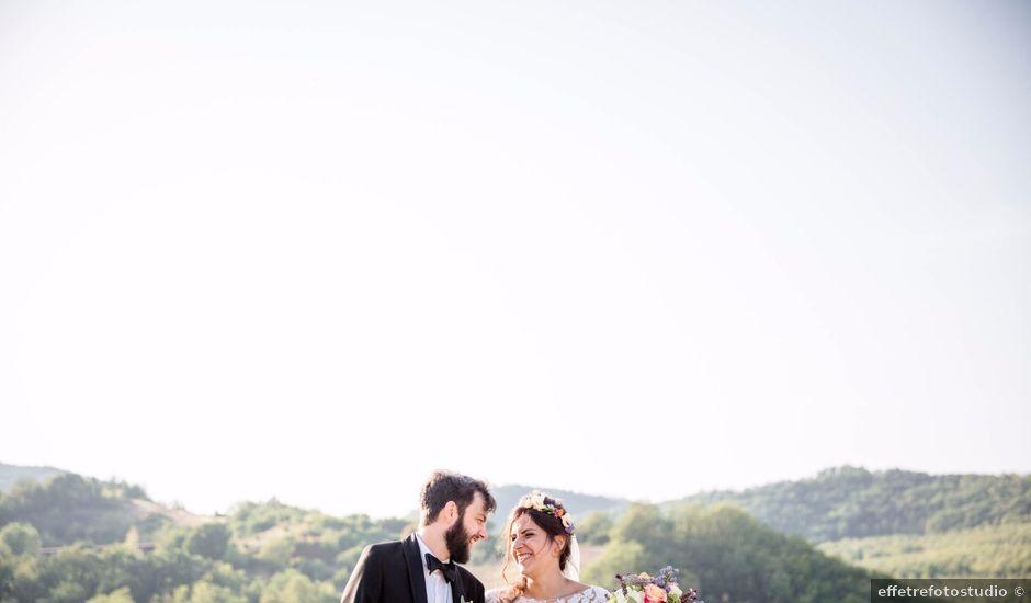 Il matrimonio di Iorio e Elisa a Ponte dell'Olio, Piacenza
