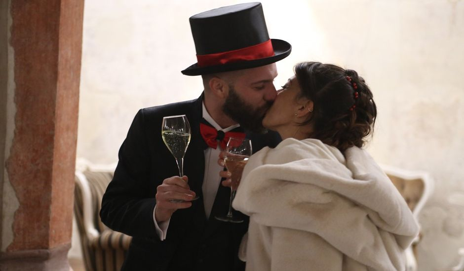Il matrimonio di Marco e Elena a Agnadello, Cremona