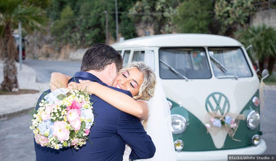 Il matrimonio di Carlo e Ludovica a Modica, Ragusa