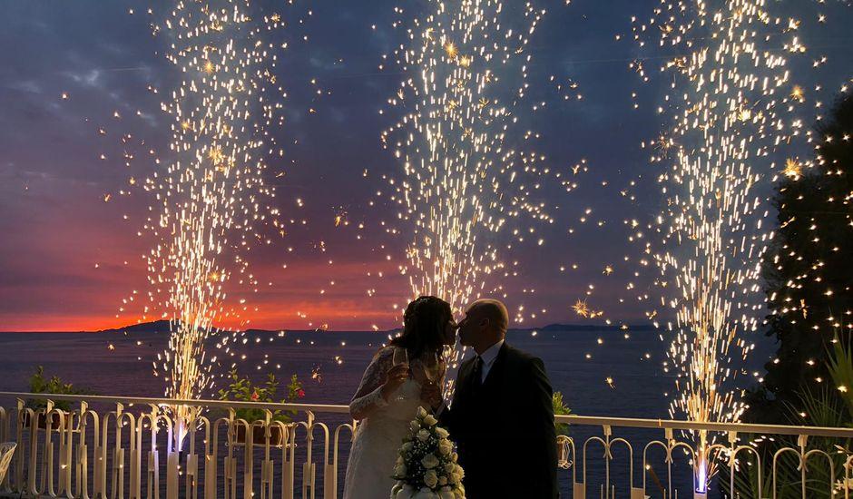 Il matrimonio di Andrea e Alessandra a Sant'Agnello, Napoli