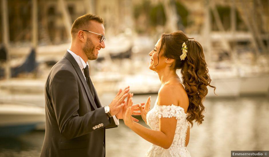 Il matrimonio di Michele e Maria Clara a Palermo, Palermo