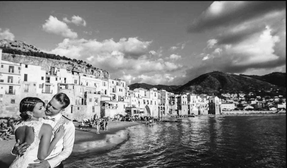 Il matrimonio di Dario e Romina  a Pergusa, Enna