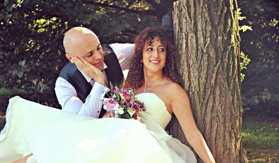 Il matrimonio di Carlo e Emanuela a Casorate Sempione, Varese
