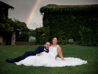 Le nozze di Alberto e Serena