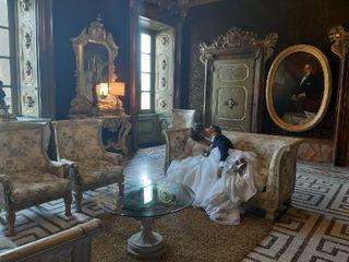 Le nozze di Patrizia e Massimiliano