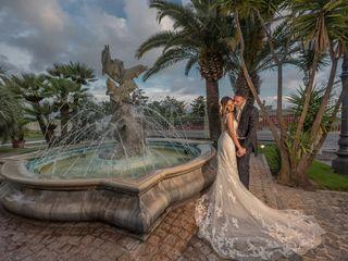 Le nozze di Simona e Michele