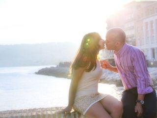 Le nozze di Claudia e Uriele 1