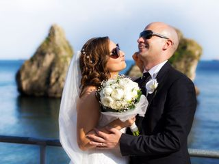 Le nozze di Claudia e Uriele