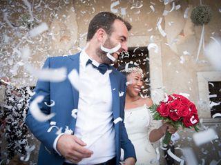 Le nozze di Jasmine e Massimiliano