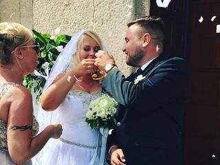Le nozze di Wiktoria e Alessio