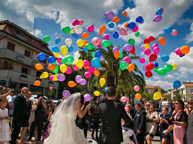 Il matrimonio di Franz e Silvia a San Benedetto del Tronto, Ascoli Piceno 27