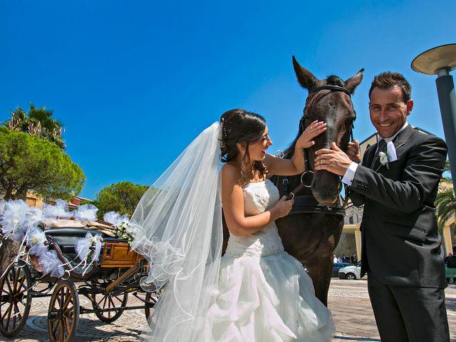 Il matrimonio di Franz e Silvia a San Benedetto del Tronto, Ascoli Piceno 29