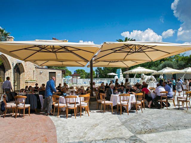 Il matrimonio di Franz e Silvia a San Benedetto del Tronto, Ascoli Piceno 38
