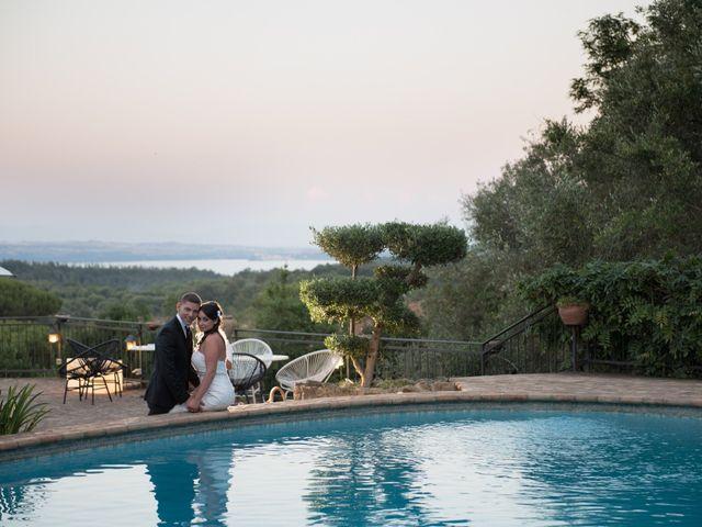 Il matrimonio di Mirko e Antonietta a Cerveteri, Roma 1