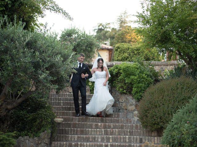 Il matrimonio di Mirko e Antonietta a Cerveteri, Roma 2