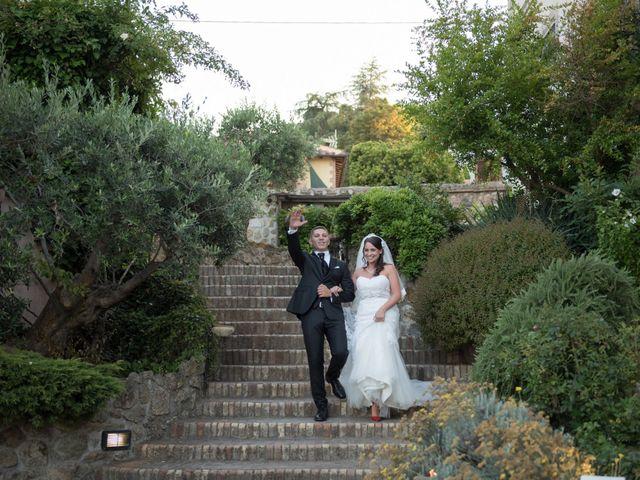 Il matrimonio di Mirko e Antonietta a Cerveteri, Roma 3