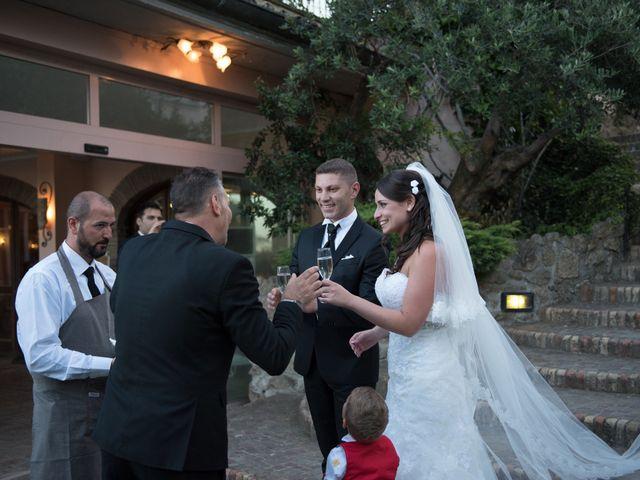 Il matrimonio di Mirko e Antonietta a Cerveteri, Roma 5