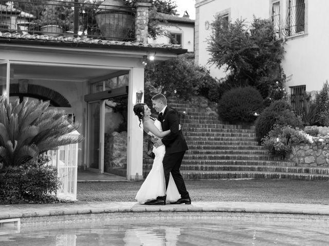 Il matrimonio di Mirko e Antonietta a Cerveteri, Roma 6