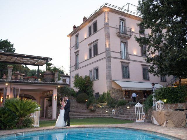 Il matrimonio di Mirko e Antonietta a Cerveteri, Roma 7