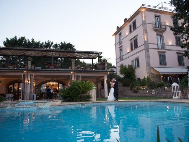 Il matrimonio di Mirko e Antonietta a Cerveteri, Roma 8