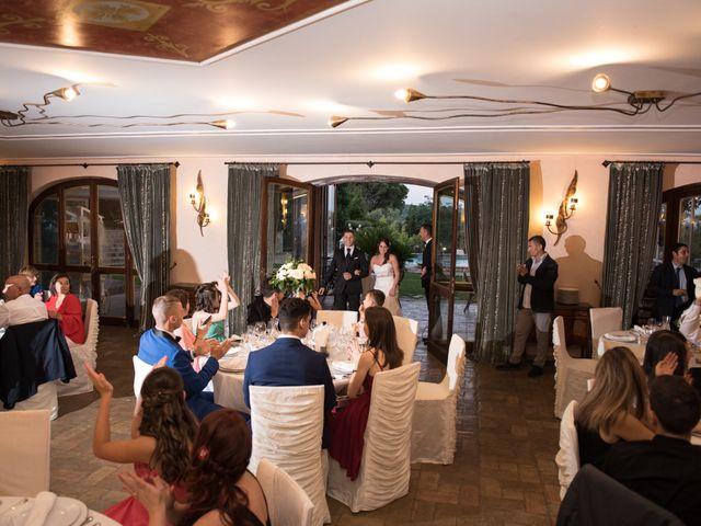 Il matrimonio di Mirko e Antonietta a Cerveteri, Roma 9