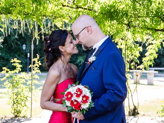 Le nozze di Elena e Walter