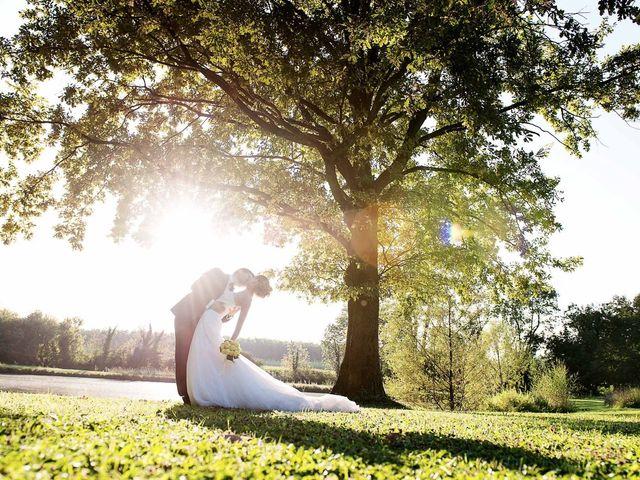 Le nozze di Martina e Gian Luca