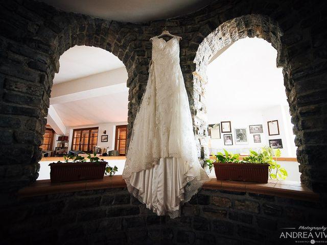 Il matrimonio di Ramon e Rachele a Coreglia Antelminelli, Lucca 4