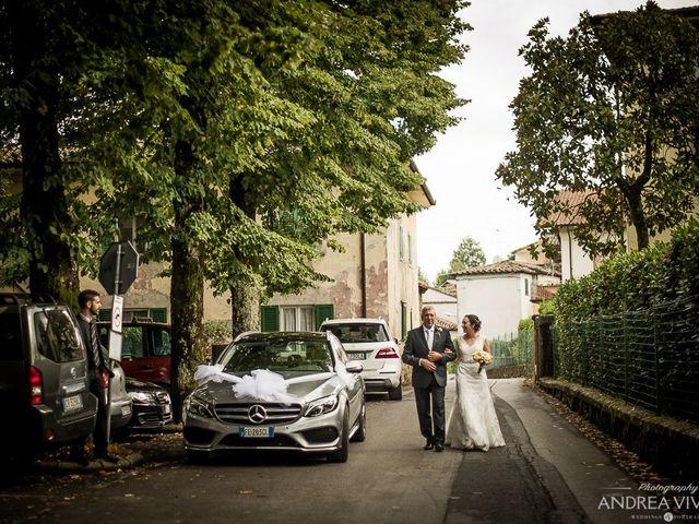 Il matrimonio di Ramon e Rachele a Coreglia Antelminelli, Lucca 20