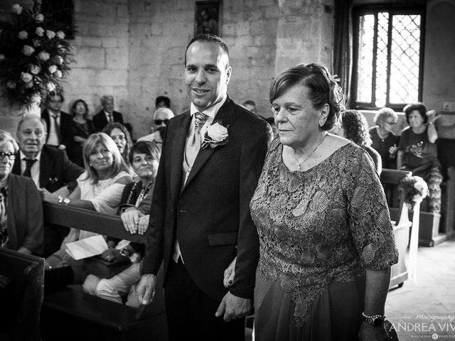 Il matrimonio di Ramon e Rachele a Coreglia Antelminelli, Lucca 21