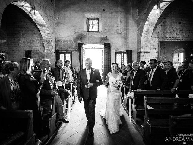 Il matrimonio di Ramon e Rachele a Coreglia Antelminelli, Lucca 23