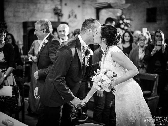 Il matrimonio di Ramon e Rachele a Coreglia Antelminelli, Lucca 24